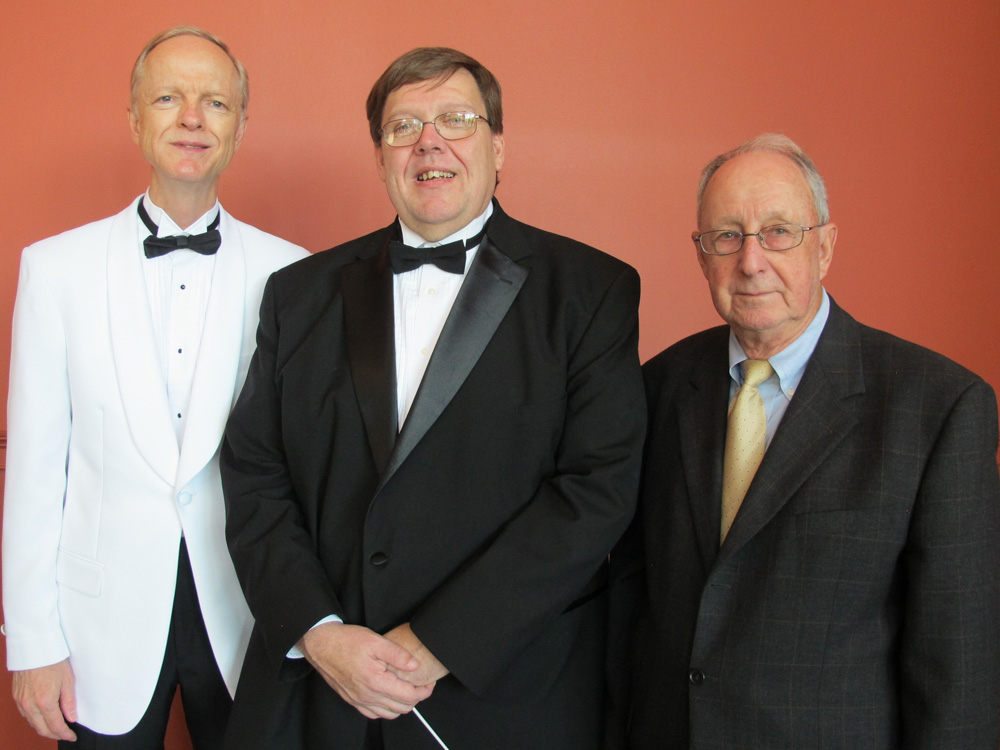 2015 photo of conductors